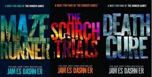 Maze Runner Series - Jashner